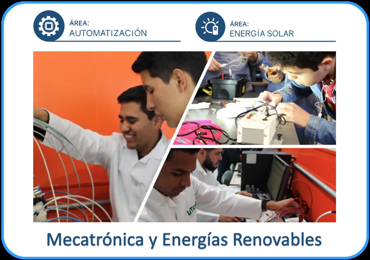 Mecatrónica y Energías Renovables
